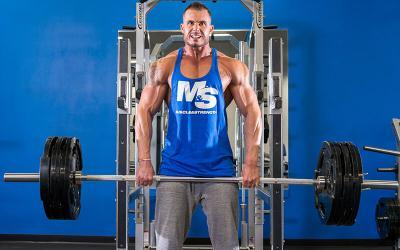Training Talk: Training Traps with Shoulders or Back?