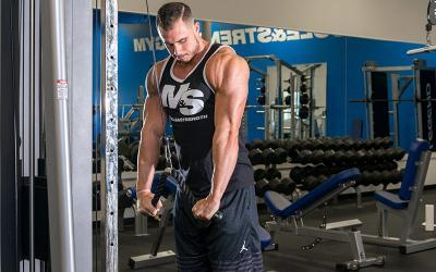 Tricep Trifecta: 3 Power Exercises For Tricep & Bench Strength
