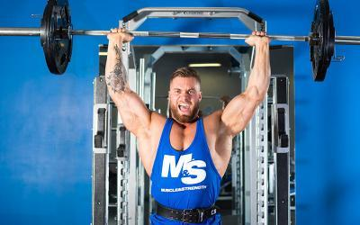 The Ultimate Guide to Building Massive Shoulders