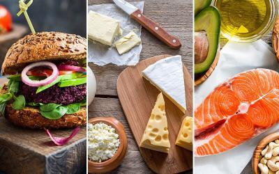 The Vegan, Vegetarian, & Pescatarian Diet Plans Guide