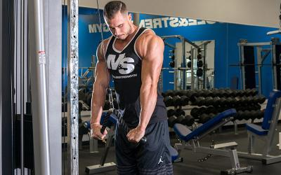Want Bigger Triceps? Flip Your Grip!