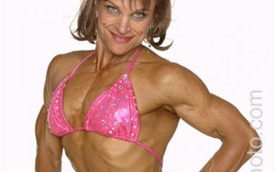 Female natural bodybuilder profiles amazing women bodybuilders karen miller ccuart Choice Image