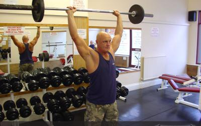 Shoulders Exercises: 150+ Free Video Exercise Guides ...