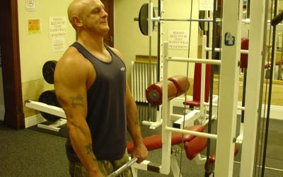 Reverse Grip Cable Curl