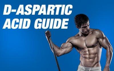 D-Aspartic Acid Benefits, Dosages & FAQ