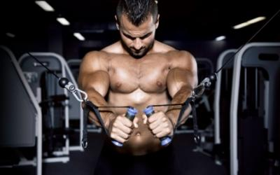Muscle Building Over 40: Guide & Workout