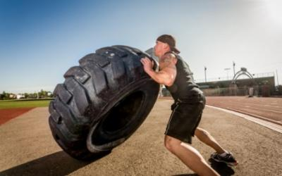 Strongman Training, Equipment & Events