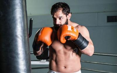 Road To UFC 167: Johny Hendricks Interview