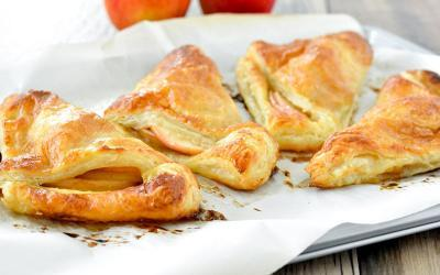 Healthy & Delicious Apple Turnover Recipe