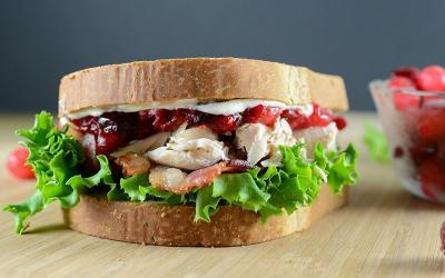 Leftover Roast Turkey BLT Recipe