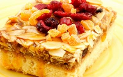 Home Made Protein and Carbohydrate Bar
