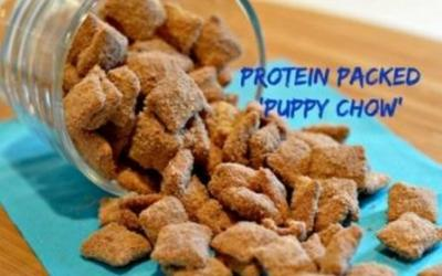 Protein Packed Puppy Chow Recipe
