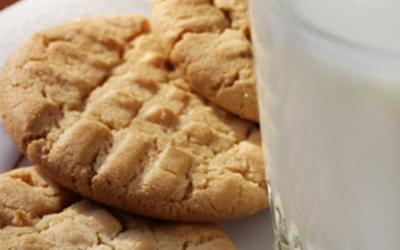 Rich Knapp's Peanut Butter Cookies