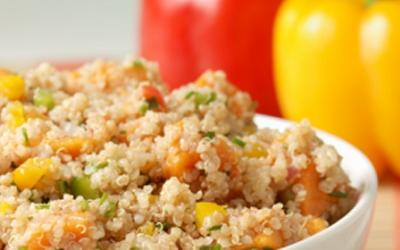 Salsa Chicken Quinoa