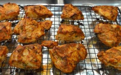 Thai Spiced Chicken