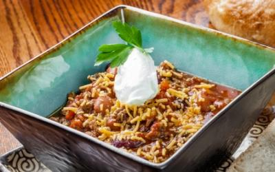 Hot Body Turkey Chili