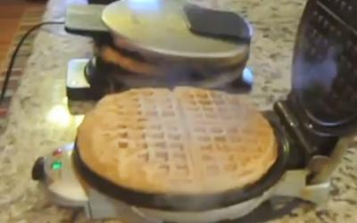 Kurt Weidner's Sweet Potato Waffles