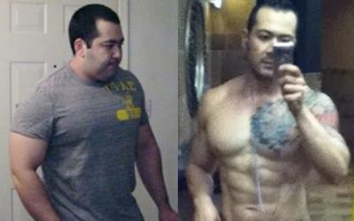 Anthony Ciccariello Transformation