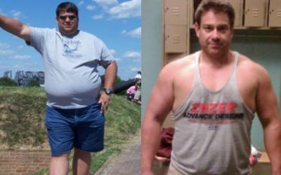 Austin Hill Body Transformation