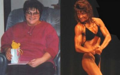 Barb Herbert Body Transformation