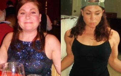 Christina Adler Body Transformation