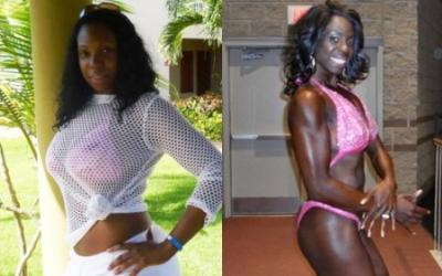 Christine Wilson Body Transformation