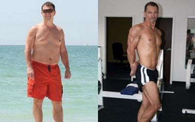 Craig Valier Body Transformation