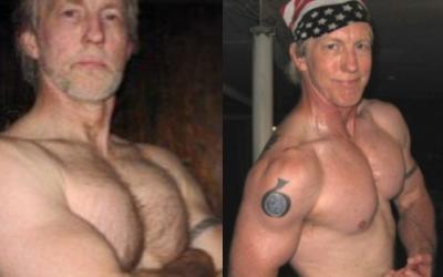 Dan Bergstrom Body Transformation