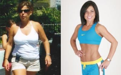 Deana Jones Body Transformation