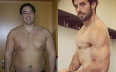 Dominique Eckrich Lost An Amazing 135lbs
