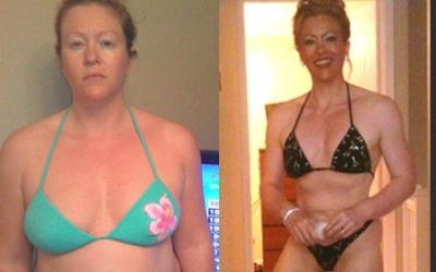 Fiona Mackenzie Body Transformation