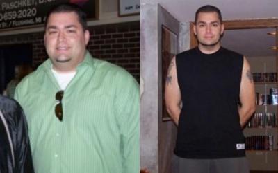Ian Hartman Body Transformation