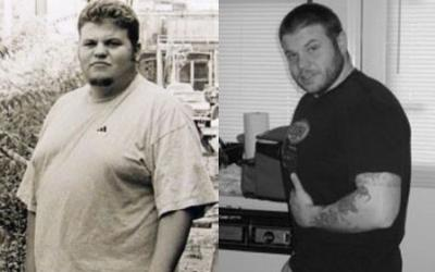 Ian Kauffman Body Transformation