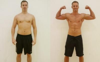 Jason Flack Body Transformation