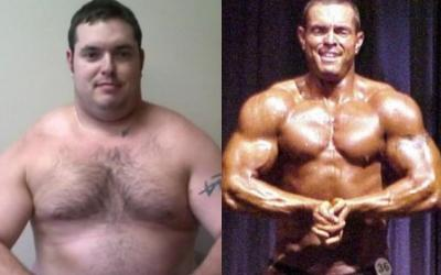 Jeremy Bell Body Transformation