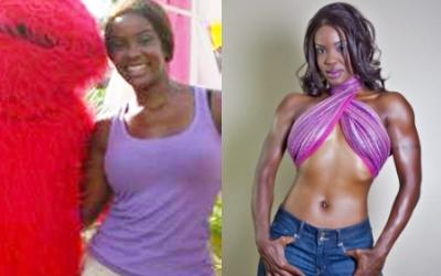 Johanna Chesser Body Transformation