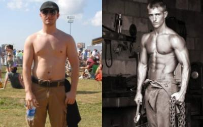 John Miller Body Transformation