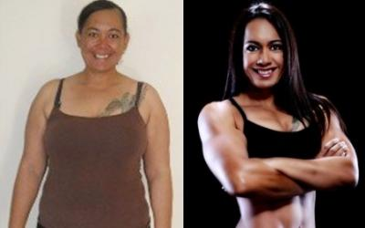 Julia Nash Body Transformation