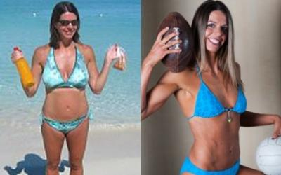 Julie Michaelson Body Transformation
