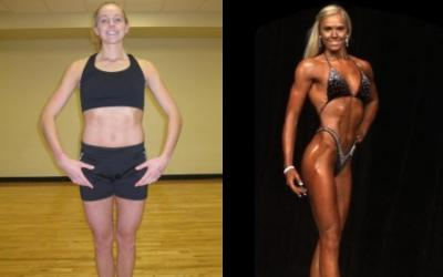 Katelyn Miller Body Transformation