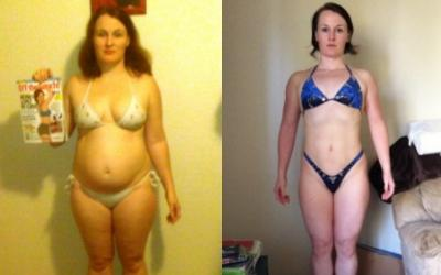 Katherine Wilburn Body Transformation