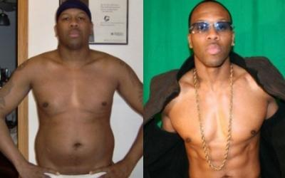 Kenneth Howard Body Transformation