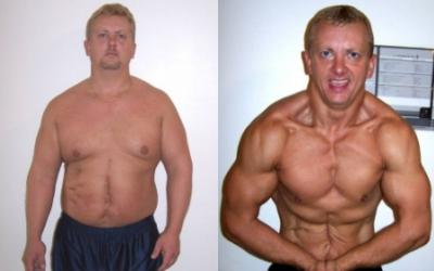 Kevin Bice Body Transformation
