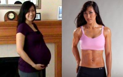 Kim Brenton Body Transformation