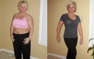Kim Hric Body Transformation