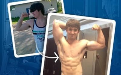 Male Teen Body Transformations Read Stories View Pictures Muscle Strength