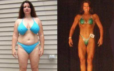 Liz Buffone Body Transformation