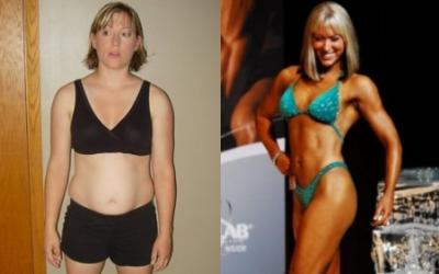 Marissa Freier Body Transformation