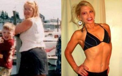 Mary Ellen Jordon Body Transformation