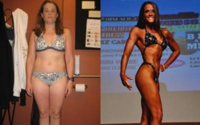 Maureen Ashley Body Transformation